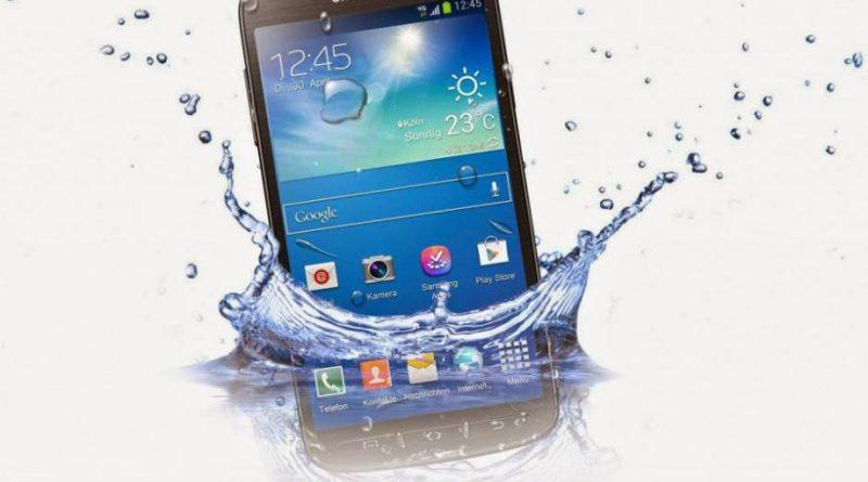 cellulare in acqua rimedi