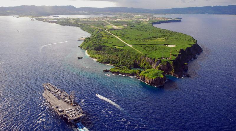 cos'è l'isola di Guam