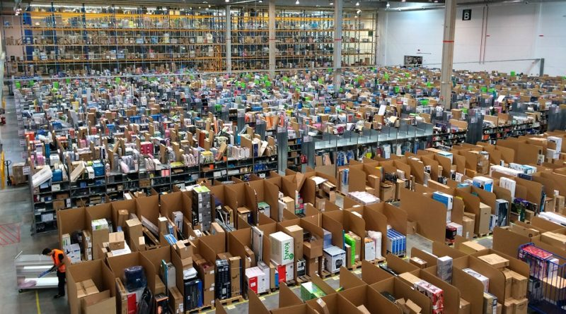 Black Friday sciopero Amazon