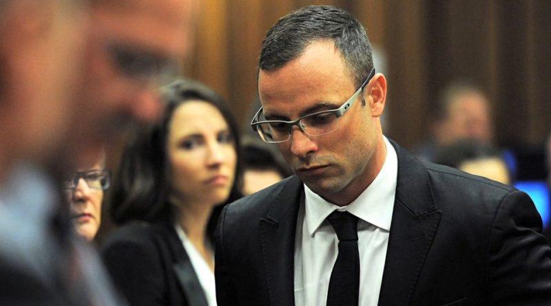 Oscar Pistorius condanna