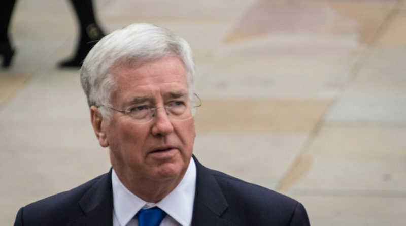 Sex Gate, Michael Fallon