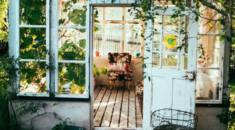 come abbellire la veranda