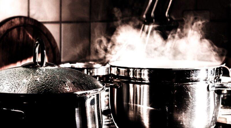 come cucinare le verdure al vapore